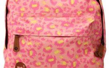 MI-PAC - Batoh All Leopard - růžová, ONE