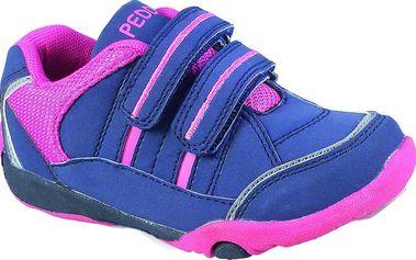 Peddy Dívčí tenisky - fialové