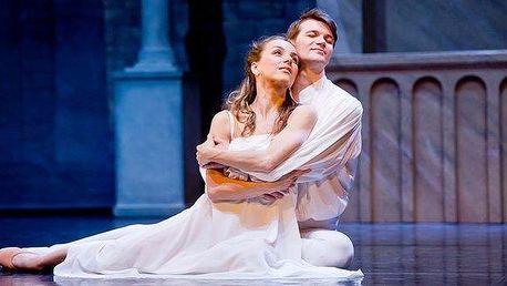 Baletní představení Romeo a Julie v Divadle…