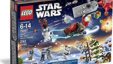 LEGO Star Wars 75097 Adventní kalendář