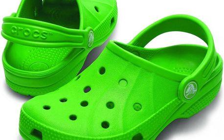 Crocs Sandály Ralen zelené