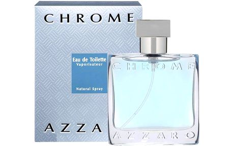 Azzaro Chrome 100ml EDT Tester M