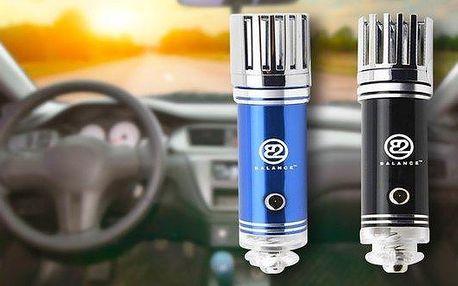 B2 Ionizér do auta pro neutralizaci zápachů