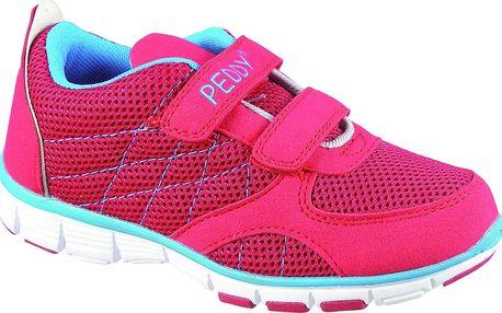 Peddy Dívčí tenisky - růžové