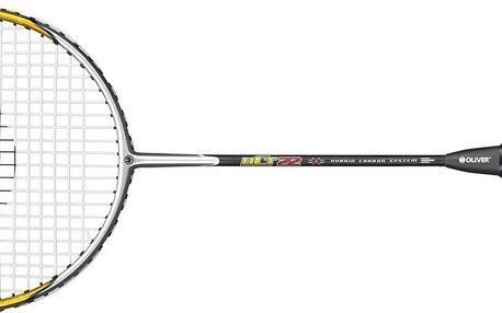 Prvotřídní karbonová badmintonová raketa vč. obalu za exkluzivních 599 Kč!