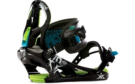 Dětské snowboardové vázání K2 Vandal 13/14 vel. M