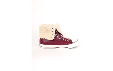 CONVERSE Chuck Taylor All Star Knee bordová 41