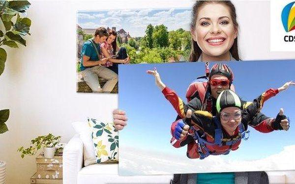 Fotoplakáty velkých rozměrů z vlastních fotek