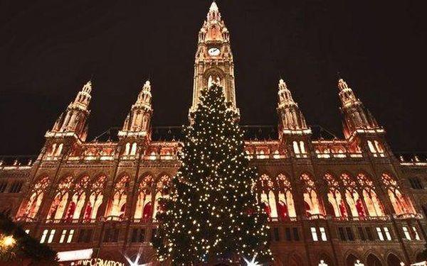 Adventní Vídeň s odjezdy z Moravy