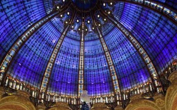 Kouzlo adventu v Paříži: Poznávací zájezd do Francie na 4 dny v termínu 03.12.2015 jen za 3190 Kč.
