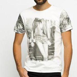 Jack & Jones - T-shirt - bílá, M