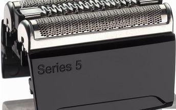 Náhradní planžety BRAUN CombiPack Series 5 - 52B černý
