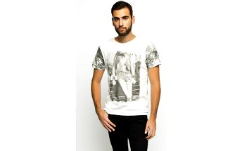 Jack & Jones - T-shirt - bílá, M