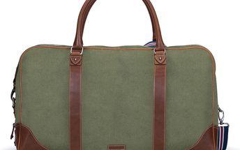 Cestovní taška Avi-8, zelená