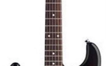 Stagg S300LH-SB, elektrická kytara, levoruká
