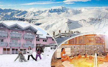 Luxusní Rakouské Alpy na 4 až 8 dní pro dva s polopenzí a wellness + curling, noční sáňkování a sleva na skipas!