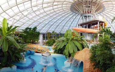 Maďarsko, hotel propojen s lázněmi, polopenze