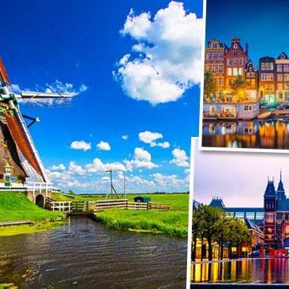 4denní zájezd do Amsterdamu a květinového parku