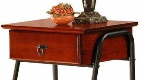HM MÖBEL | Noční stolek LIDIA
