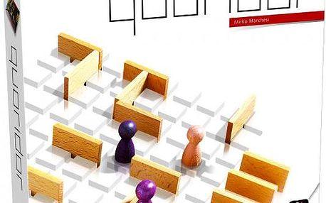 Dřevěná rodinná hra Quoridor od Albi