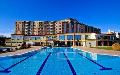 Wellness pobyt na 4 nebo 7 nocí v hotelu Karos Spa Superior v Zalakaro, Zalakároš, Maďarsko, vlastní doprava, polopenze