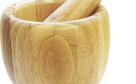 Bambusový hmoždíř Motta