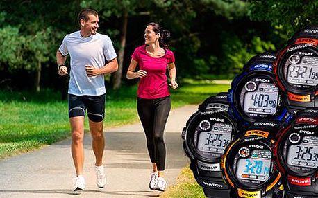 Stylové, voděodolné hodinky SYNOKE s LED podsvícením. Poštovné zdarma!