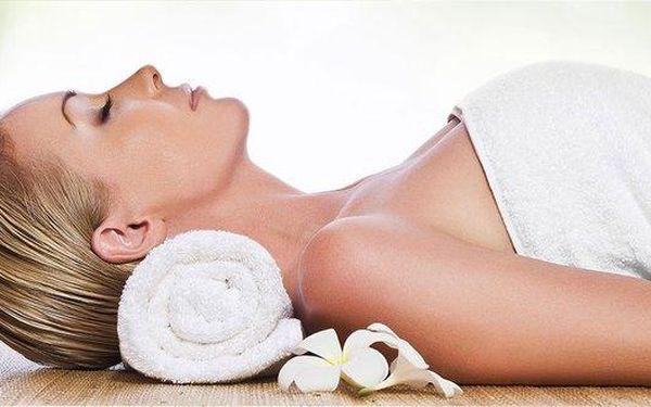 Poctivá masáž dle výběru i skvostná lázeň…