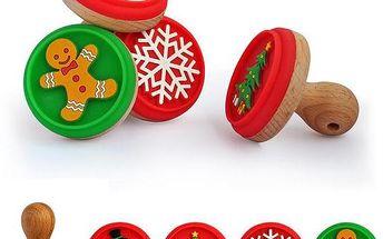 Razítko na vánoční sušenky!