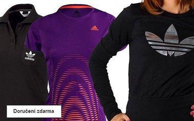Značkové dámské oblečení Adidas, Reebok a GAP