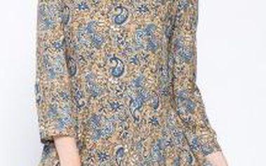 Medicine - Šaty Bohemian - olivový, M - 200 Kč na první nákup za odběr newsletteru