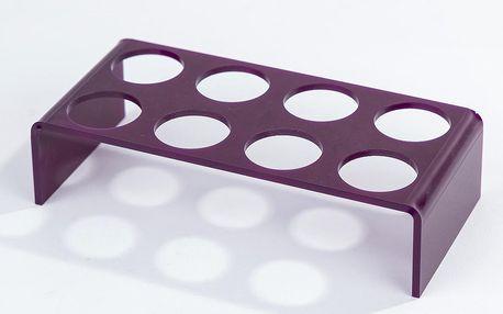 Neon living Podnos pro vajíčka Egg Tray, fialový