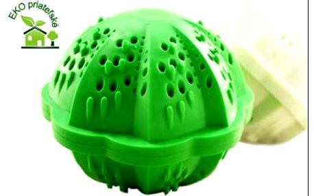 Ekologický míč do pračky s poštovným
