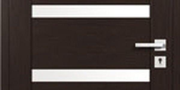 Interiérové dveře EVORA č.3, FÓLIE