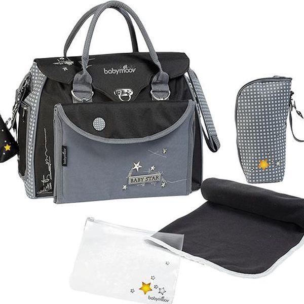 Babymoov Přebalovací taška Baby Style STAR