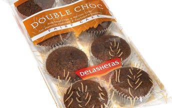 Delasheras Delasheras Mini Muffiny čokoládové 180g