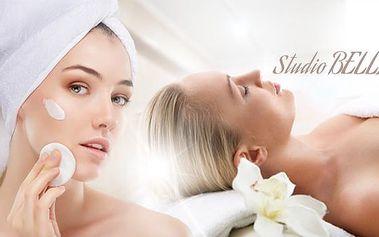 60min. kosmetické ošetření pleti + barvení řas a obočí nebo možnost laserového ošetření s aplikací séra.