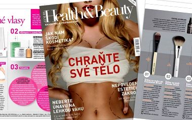 Předplatné časopisu Health&Beauty