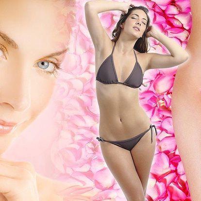 Brazilská depilace cukrovou pastou. Šetrná a oblíbená metoda depilace intimních partií na 4 týdny.