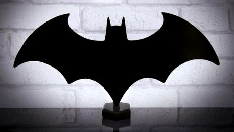 USB lampa se stínidlem Batman!