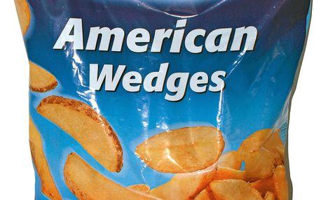 Nowaco Americké brambory, předsmažené, zmrazené 750g