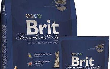 Brit Premium Cat Kitten 8 kg + Doprava zdarma