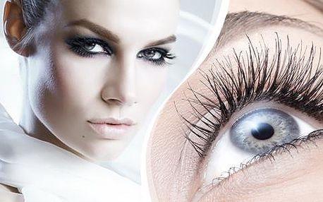 Úprava a barvení obočí nebo doplnění či prodloužení řas zn. Perfect Silk Lashes™ pro svůdné řasy již od 59 Kč!