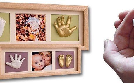 Vytvořte si 3D odlitek s rámečkem