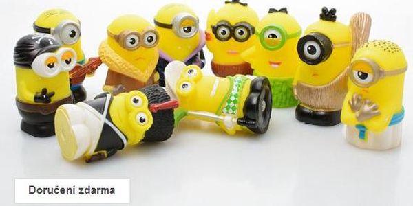 Sada 5 gumových figurek pro děti