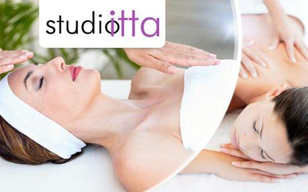60minutová masáž! Breussova masáž, Breussova masáž ReiKi, sportovní masáž, nebo havajská masáž Lomi – Lomi!