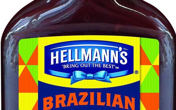 Hellmann's BBQ omáčka Brazilian 200ml