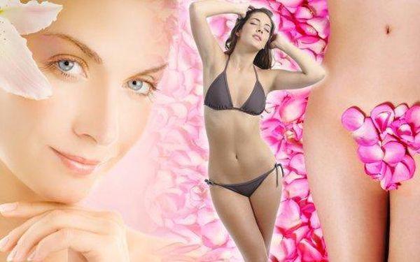 Brazilská depilace cukrovou pastou - velmi šetrná a oblíbená metoda depilace intimních partií - v pohodlí bez žiletky na až 4 týdny s neuvěřitelnou slevou!