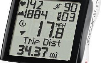 Sigma Sport ROX 6.0 CAD bílý + Doprava zdarma