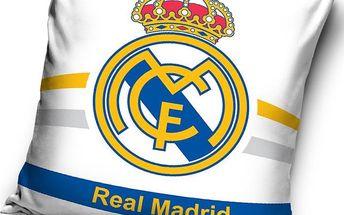 Tip Trade olštářek Real Madrid Znak, 40 x 40 cm,
